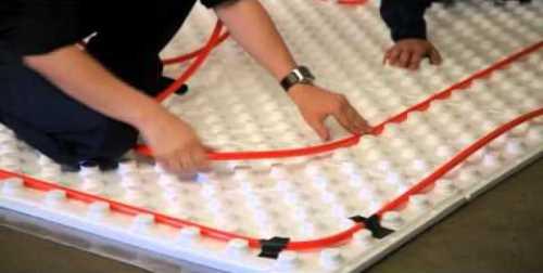 Трубы РОСТерм из полипропилена для теплого пола