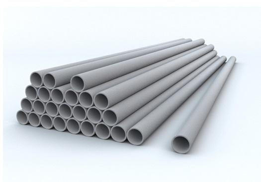 Трубы из асбоцемента для прокладки трубопроводов