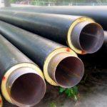 Изолированные стальные трубы: какие и для чего выбрать