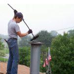 Чистка дымохода своими руками: эффективные способы и средства