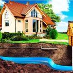Как организовать водопровод для дачи или дома из колодца