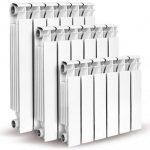 Алюминиевые радиаторы: виды, характеристики, выбор