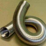 Гофра для газовой колонки или котла: особенности применения