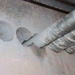 Вырезаем отверстия под трубы в различных материалах
