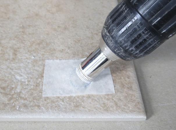 Сверление керамики